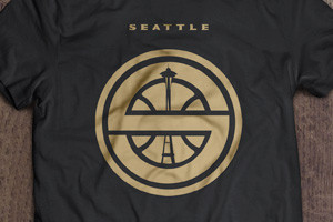 Seattle Supersonics (logo concept)