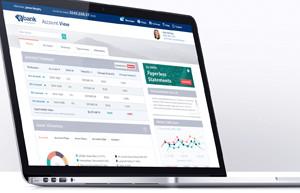 UI Design a Financial Services Client