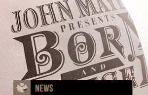 John Mayer &#8211; Born &amp; Raised