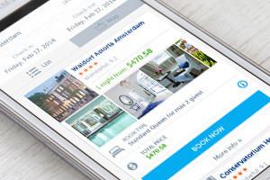 Booking.com (Mobile App Concept)