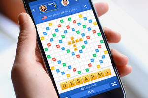 Zynga: Words with Friends (Redesign Concept)