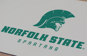 Norfolk State University Logo Redesign (Concept)