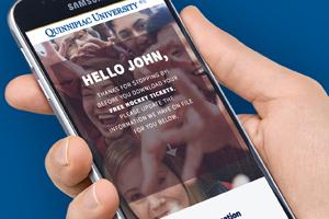 Quinnipiac University Recruitment Site