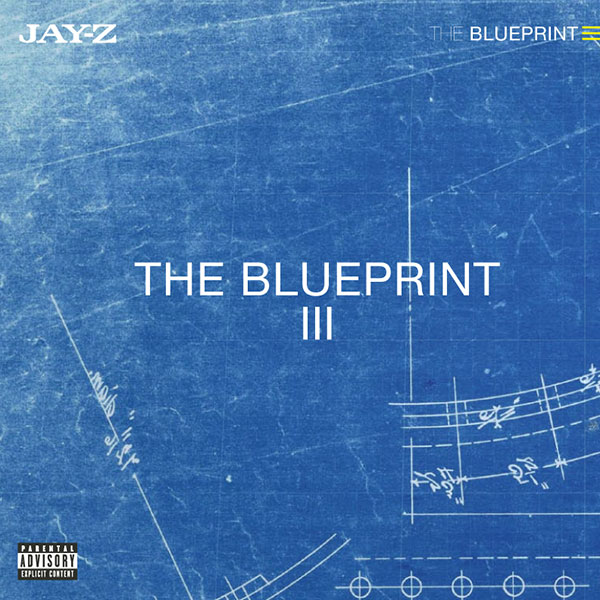 The blueprint iii daniel brooks moore user experience design i created this concept album artwork for rapper jay zs blueprint iii the artwork was inspired by you guessed it actual blueprints malvernweather Image collections